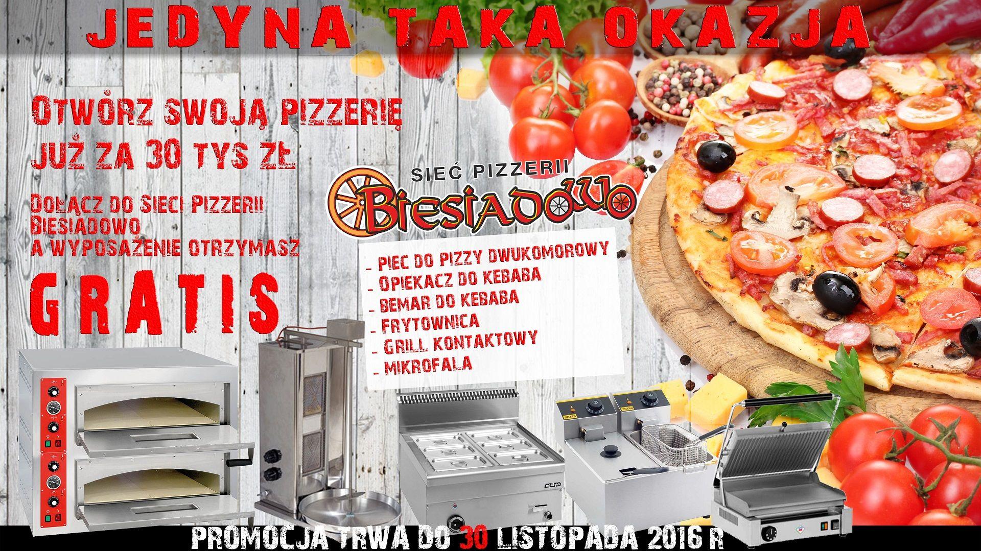 Zobacz zdjęcie najlepszej pizzerii w mieście